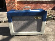 "Vox AC15C1TV - 15W 1x12"" Tube Combo LTD Limited Edition Two-Tone Blue & Cream"