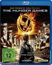 Die Tribute von Panem - Teil: 1 - Hunger Games [Blu-ray](NEU/OVP) Jennifer Lawre