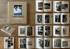 ANDRE KERTESZ  - MA FRANCE - FIRST EDITION - SOLD OUT PHOTOBOOK