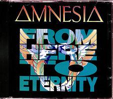 AMNESIA - FROM HERE TO ETERNITY - CD ALBUM [359]