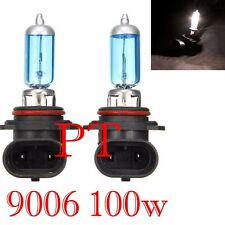 Halogen 9006 Super White 5000K Headlight Lamp Light Bulb for Chevrolet Cadillac