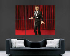 Dexter Blood Poster Couteau Géant série TV Wall Art Imprimé Photo Image énorme