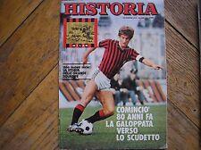 MILAN RIVERA VERSO LO SCUDETTO 1978-79 HISTORIA