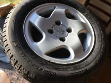 secondhand  Peugeot 306  14inch alloy  wheel  topaz 5.5jch4-24 5402C1