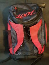 Zoot Ultra Tri Bag 2.0 Triathlon Transition Backpack Used Great Shape See Pics