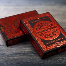 $ Devastation Limited Edition Deck Playing Cards Jody Eklund Fluent Rare N