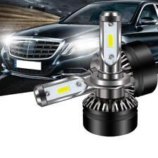2x High Power 8000K H7 LED Headlight Low Beam Headlamp Light Bulbs H7 For BMW