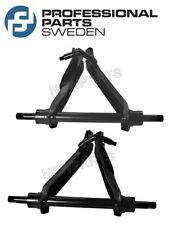 For Saab 900 Set Pair of 2 Front Lower Control Arms Professional Parts Sweden