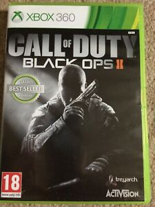 CALL OF DUTY BLACK OPS 2 GAME FOR XBOX 360