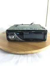 New listing Panasonic Cq-C7105U am/fm Wma / Mp3 / Cd Car Stereo Untested