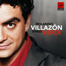Rolando Villazón : Rolando Villazon Sings Verdi CD (2013) ***NEW***