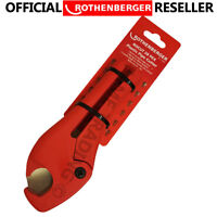 Rothenberger ROCUT 28mm PEX Plastic Pipe Cutter SHEARS 52003