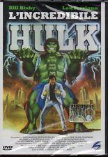 L'INCREDIBILE HULK - LOU FERRIGNO - DVD  (NUOVO SIGILLATO)
