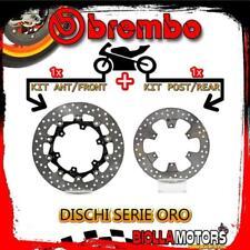 BRDISC-4080 KIT DISCHI FRENO BREMBO KTM LC8 ADVENTURE S 2006-2008 990CC [ANTERIO