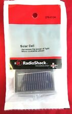 RadioShack Silicon Solar Cell 276-0124