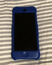 APPLE iPod Touch 5th Generation 32GB Black Blue Case iPhone Music MP3 iOS Bundle