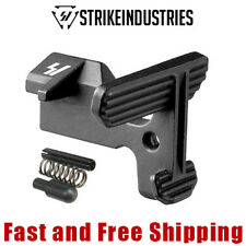 Strike Industries Extended Bolt Catch XBC - Enlarged Release Paddle w/ Hardware