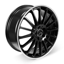 4x Benz AMG CLA Styling Multi Spoke 19X8 5x112 Alloy Sport Rims Wheels