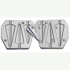 Fishing Sinker Mold - Herring Lead F180 - 30/40/50Gr- Cast Aluminum