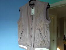 Fabulous Label Lab Gilet Jacket Size 12 BNWT