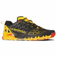 La Sportiva Bushido II 2 Scarpa Uomo Trail running Nero Giallo Black yellow