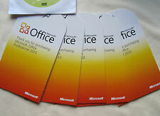 Microsoft Office 2010 Professional-Vollversion Pro