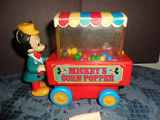 VINTAGE ILLCO TOY *MICKEY'S CORN POPPER* UC WORKS BATTERIES NOT INCLUDLED  #2