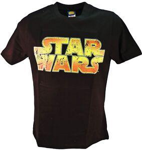 Star Wars - Classic Logo T Shirt - NEW & OFFICIAL