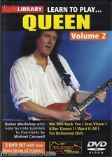 LICK LIBRARY Learn to Play QUEEN Killer One Vision Brian May GUITAR DVD VOL.2