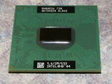 Intel Pentium M 730 1.6GHz Laptop CPU, SL86G/ 2MB/ 533