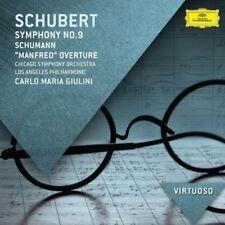 Carlo Maria Giulini/ - Virtuoso-Schubert: Symphony No.9 in C Major [New CD]