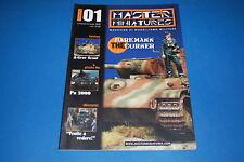 MASTER MINIATURES No 1 - Magazine di Modellismo Militare
