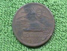 MEXICO   20 Centavos   1955   XF   *