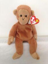 TY Beanie Babies - Bongo Monkey *RARE* Indonesian Version