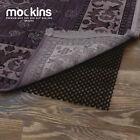 Mockins Black Premium Grip and Non Slip Protective Rug Pad 9 x 12 Area Rug Pad