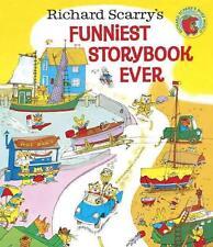 Kinder- & Jugend-Sachbücher Richard-Scarry als gebundene Ausgabe
