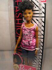 BARBIE DOLL African American Black BARBIE DOLL GIRL FASHION DOLL New Boxed Dolls