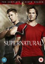 Supernatural - Season 6 Complete [DVD] [2011][Region 2]