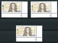 Bund MiNr. 1646 postfrisch MNH Formnummer 1-3 (D771