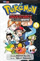 Pokemon Adventures Black & White 01 (Pokemon Adventures: Black and White) by Hid
