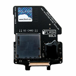 iFlash Solo SD Adapter iPod 5G 6G 7G Video Classic Install 1x SD/SDHC/SDXC Card!