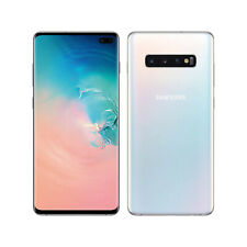 Samsung Galaxy S10 Prism White 128GB - GSM Unlocked Smartphone Single SIM