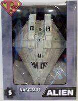 """NARCISSUS #5 Alien Cinemachines 5"""" inch Die Cast Vehicle Ship Series 2 Neca 2016"""