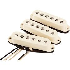 Fender American Vintage Strat Original 57/62 Guitar Pickup Set, White