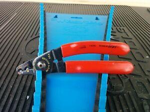 #al362  Mac Tools 3pc MINI WIRE - CUTTER CRIMPER STRIPPER TOOL 703E