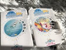 Lot 2 *NEW* MoonLite Storybook Reel for Project Unicorn And Narwhal