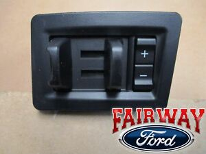 15 thru 20 F-150 OEM Genuine Ford Parts In-Dash Trailer Brake Controller Module