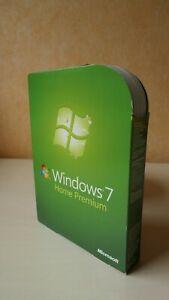 Windows 7 Home Premium Retail (Box) Vollversion GFC-00118 (32 Bit und 64 Bit)