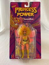 Princess of Power SweetBee MOC Sealed Card 1984 Mattel Sweet Bee Carded She Ra