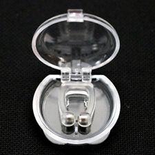 Clip naso MAGNETICA per non russare tappo stopper anti russamento migliora sonno